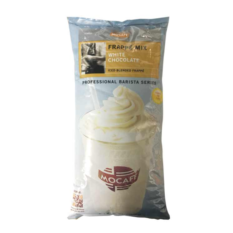 Mocafe Premium White Chocolate 1